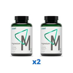 Puori M3 Magnesium, 180 kapslar