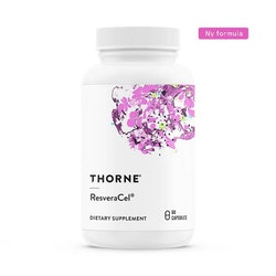 Thorne ResveraCel, 60 kapslar