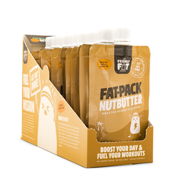 12 x Fat-pack Nutbutter with MCT, 40g