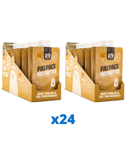 24 x Fat-pack Nutbutter with MCT, 40g
