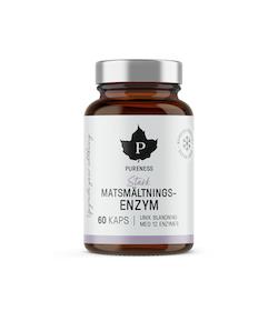 Pureness Stark Matsmältningsenzym, 60 kapslar