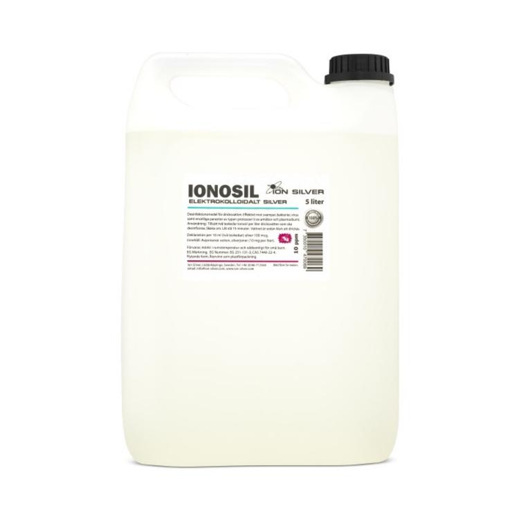 Ionosil Kolloidalt silver - Vattenrening 5L