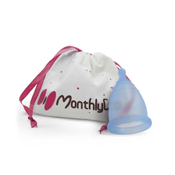 MonthlyCup Menskopp Blue Sapphire