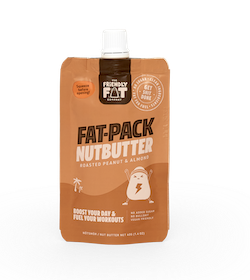 Fat-pack Nutbutter with MCT, 40g