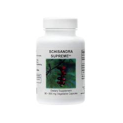 Schisandra Supreme, 90 kapslar