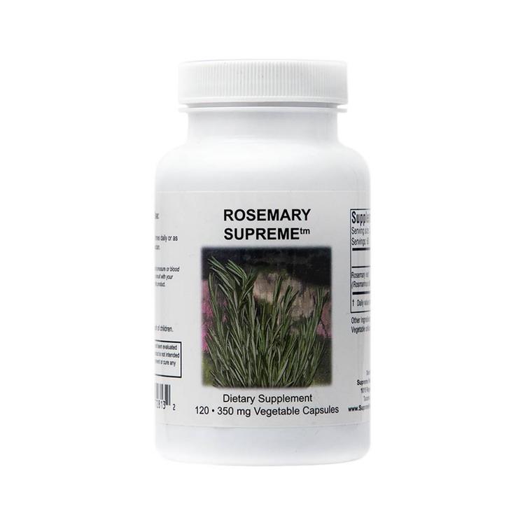 Rosemary Supreme, 120 kapslar