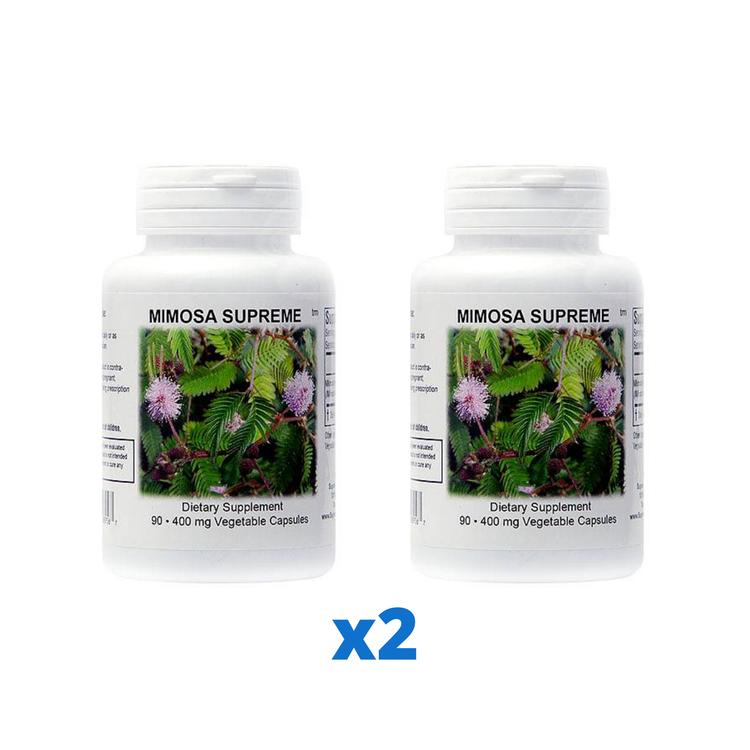 2 x Mimosa Supreme 90 kapslar