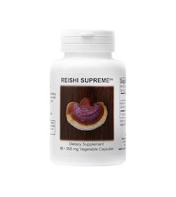 Reishi Supreme, 90 kapslar