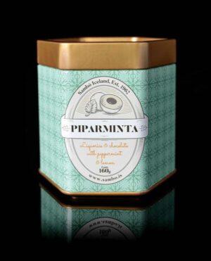 Isländsk lakrits, Piparminta