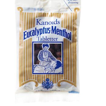 Kanolds Eucalyptus Menthol