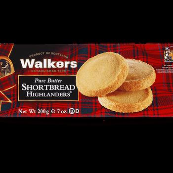 Shortbread Highlanders, 200 g