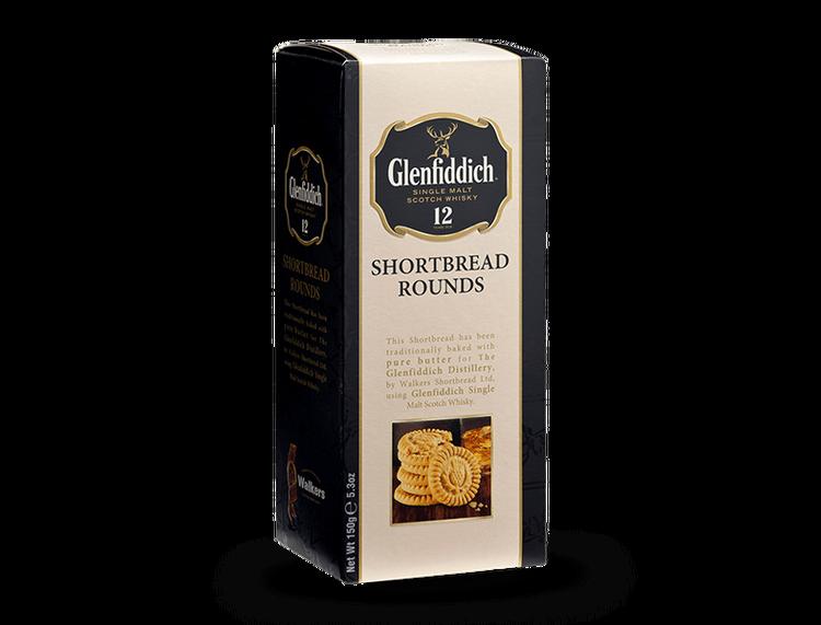 Glenfiddich Whisky Shortbread