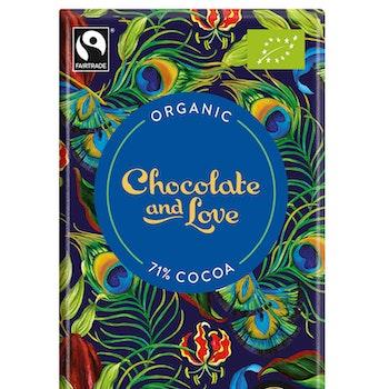 Chocolate & Love - Rich Dark 71% - 40 g