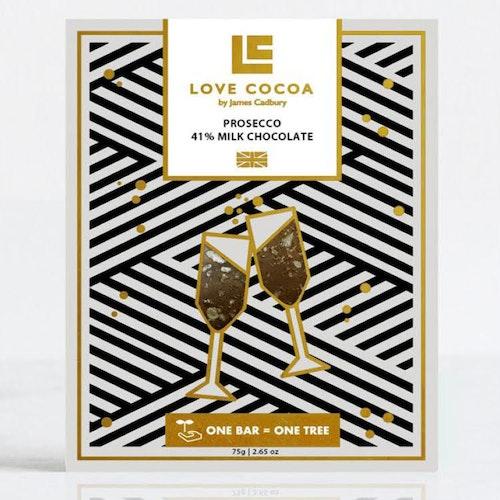Love Cocoa - Prosecco - 75 g