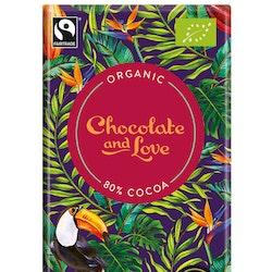 Chocolate & Love - Panama 80 % - 40 g