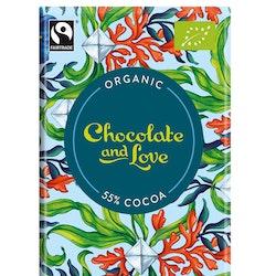 Chocolate & Love - Sea Salt 55 % - 40 g