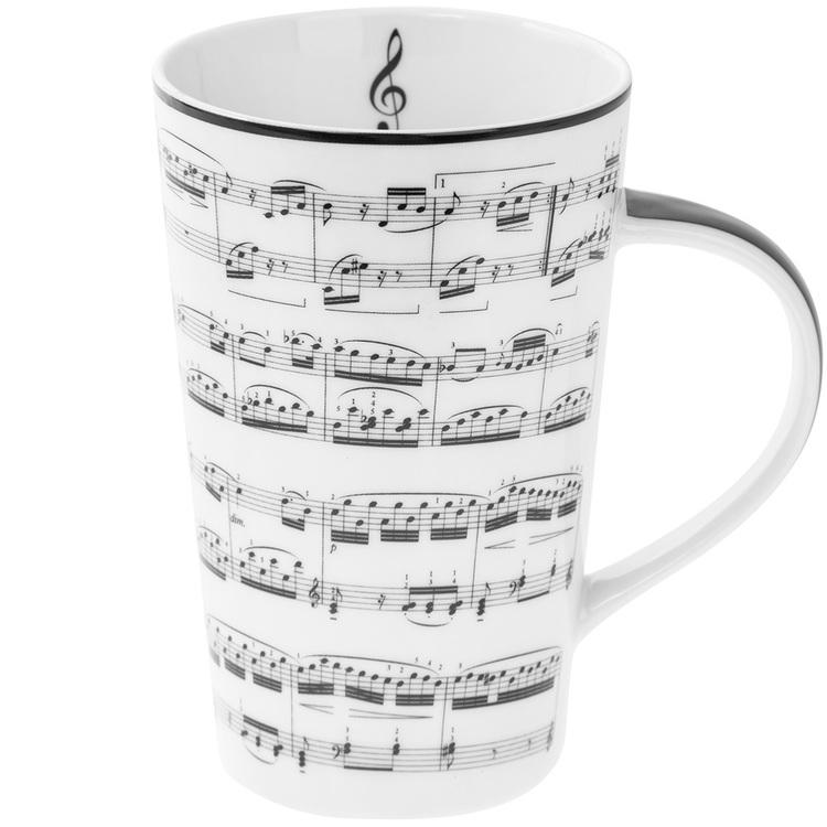 Making Music Lattemugg