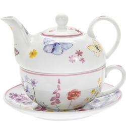 Tea For One Butterfly Garden