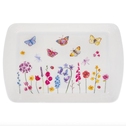 Butterfly Garden - Liten bricka