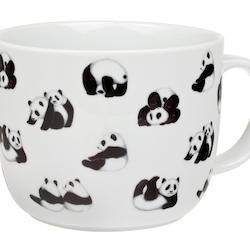 Panda - jumbomugg 0.75 l