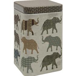 Burk Elefanter - 100 g