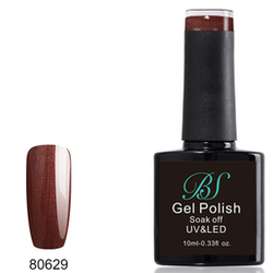 Gel polish Brown Orchid