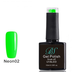 Gel polish  Neon Balsa Wood