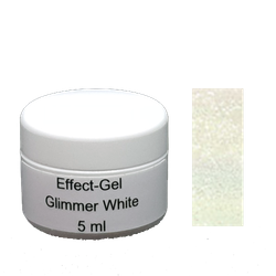 Glimmer gel White 5 gr
