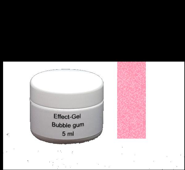 Glitter gel 5 gr Bubble gum