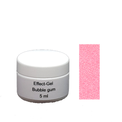 Glitter gel 5 gr Bubble gum
