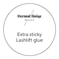 Super sticky Lash/Brow Liftlim med pensel 5 ml
