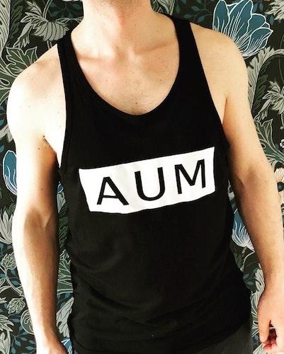 AUM - TANK - BLACK - UNISEX