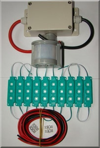 Svejakt Åtelbelysning LED