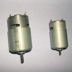Spridarmotor HA-8