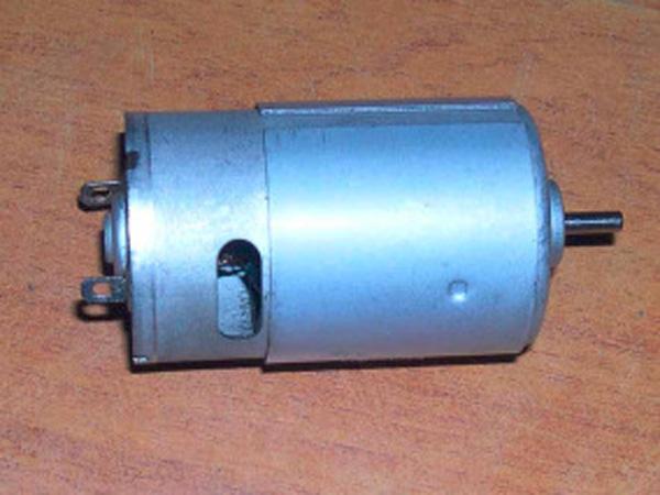 Spridarmotor HA-3