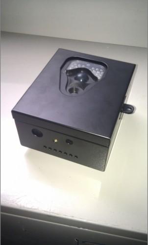Säkerhetsbox för Åtelkamera