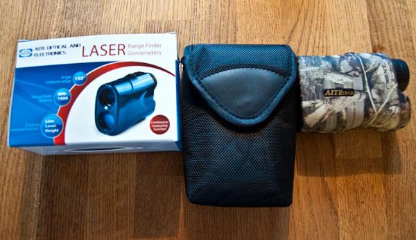 Laser avståndsmätare AITE LR-LS 1003A