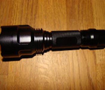 Colin LED Eftersökslampa CL-T-C8