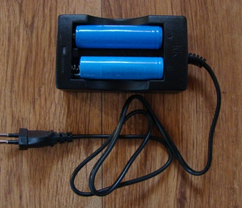 Batteriladdare 18650