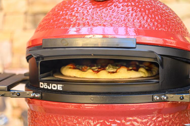 Kamado Joe Classic Joe DoJoe Insättning Pizza