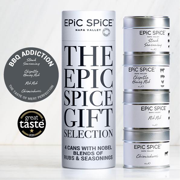 BBQ Addiction – Epic Spice