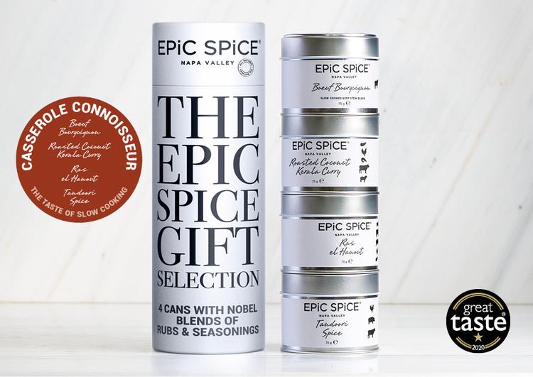 Casserole Connoisseur – Epic Spice
