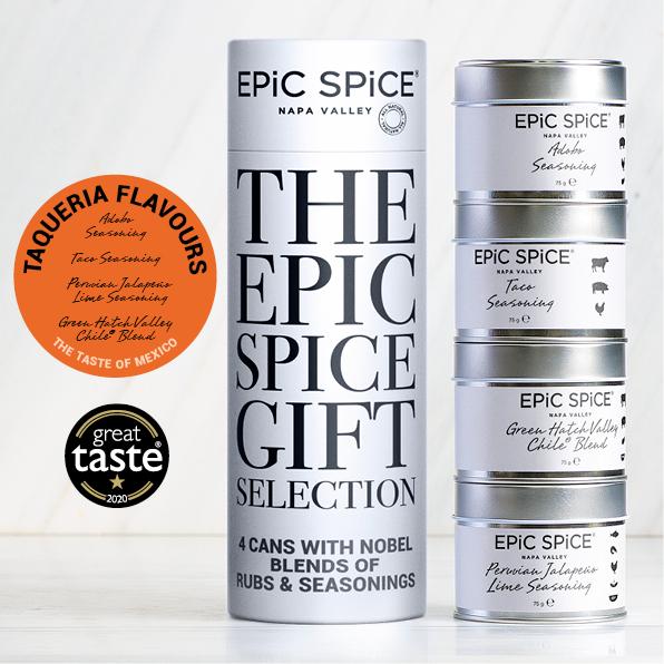 Taqueria flavors – Epic Spice