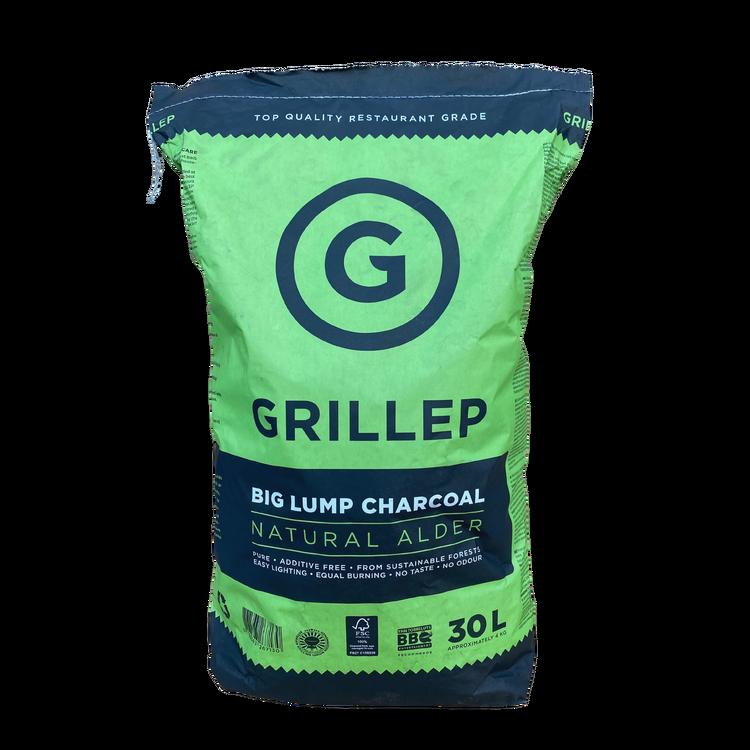 Kopia Grillep Grillkol 4kg