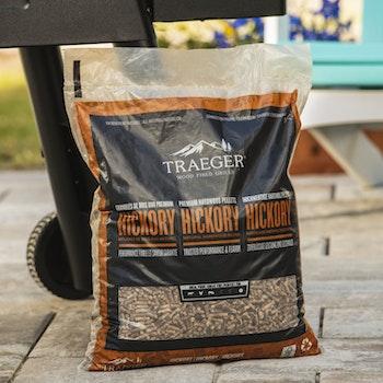 Traeger Pellets Hickory 9kg