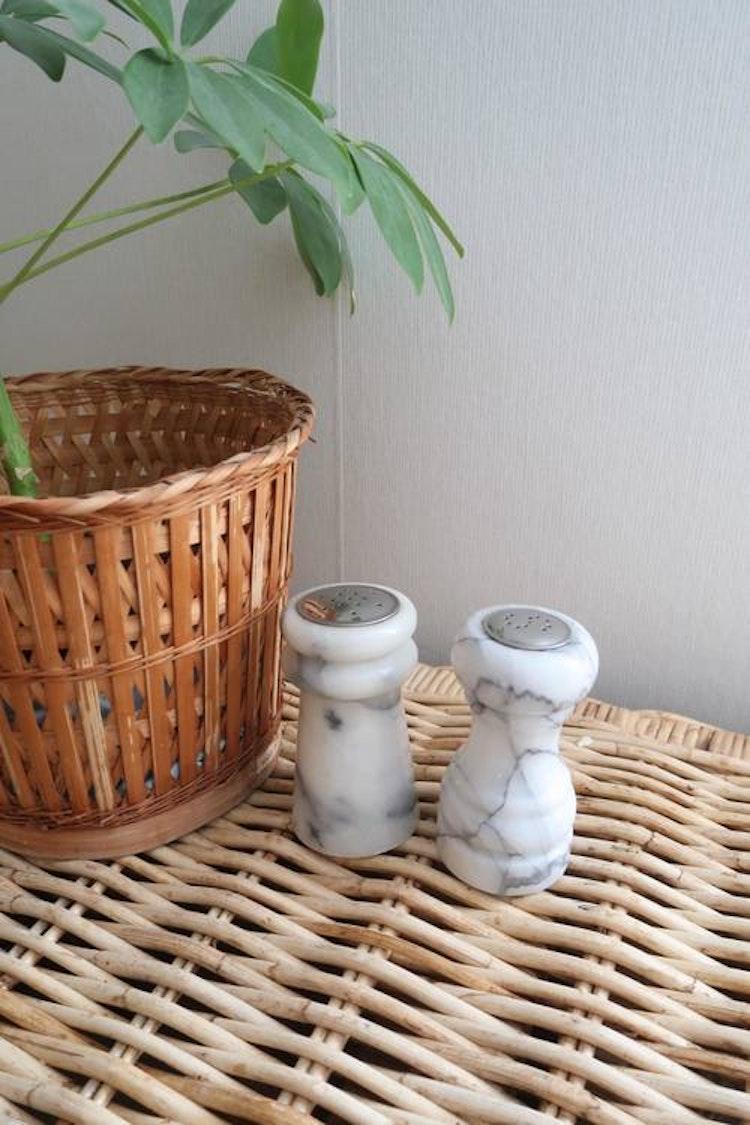 Marmor salt & peppar
