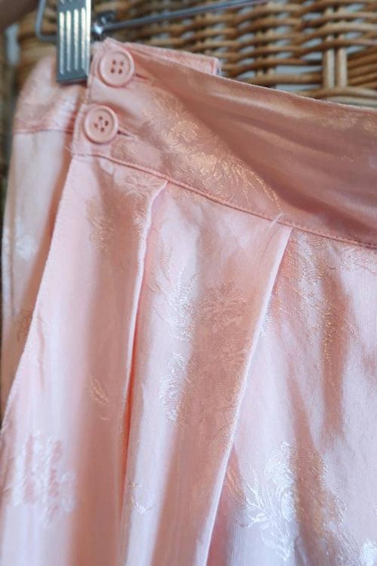Aprikos kjol