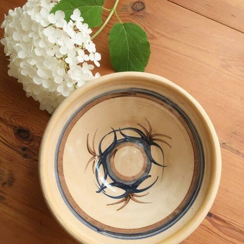 Dansk keramikskål