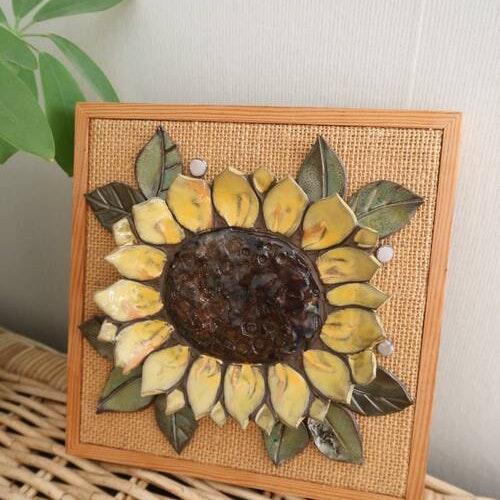 Solrostavla i keramik