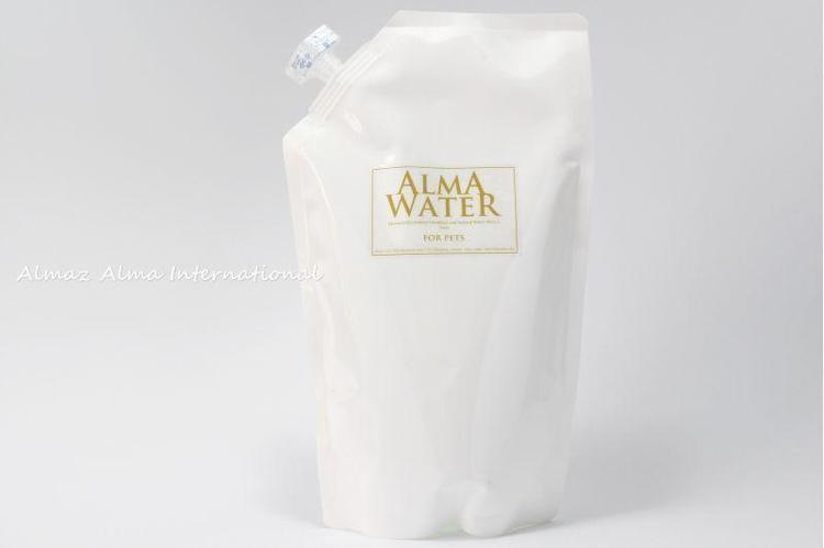 ALMA Water Kombinationspaket 300ml Sprayflaska + 1000ml Refill